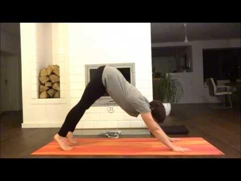 Wieczorny relaks z jogą. Zaprasza instruktorka jogi Ania Brzegowa.