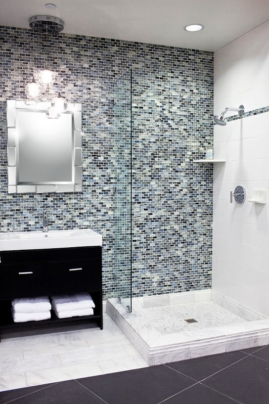 S & K's Bathroom tile idea