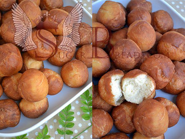 Πανεύκολα Τηγανόψωμα  | Sugar & Breads in Greece