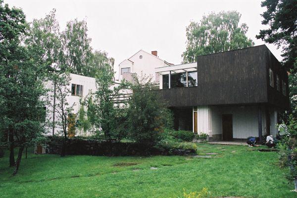Helsinki - Aalto's house