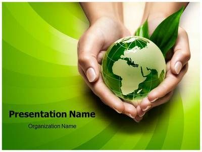 29 best green earth powerpoint templates and themes images on safe environment powerpoint template comes with different editable charts graphs and diagrams slides to give professional look to you presentation toneelgroepblik