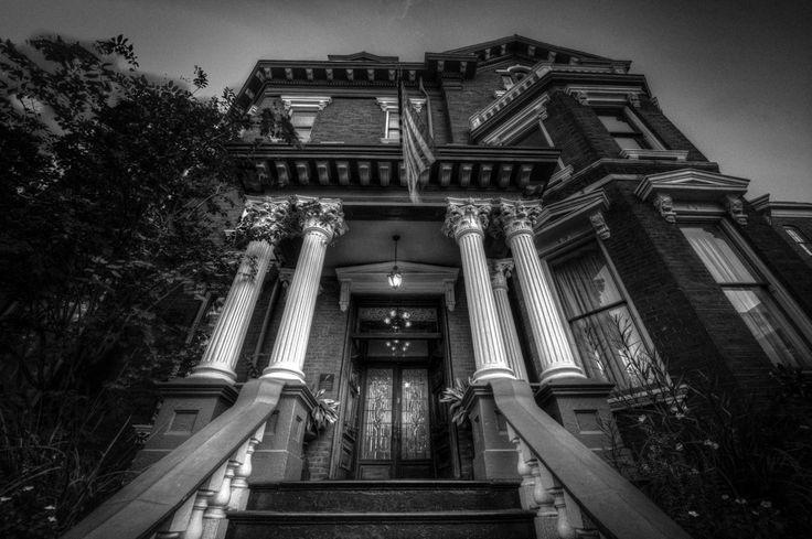 The Kehoe House, hauntings in Savannah