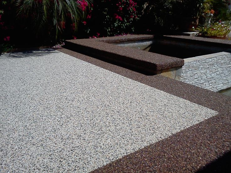 52 best images about pebblestone on pinterest pebble - Exterior concrete resurfacing products ...