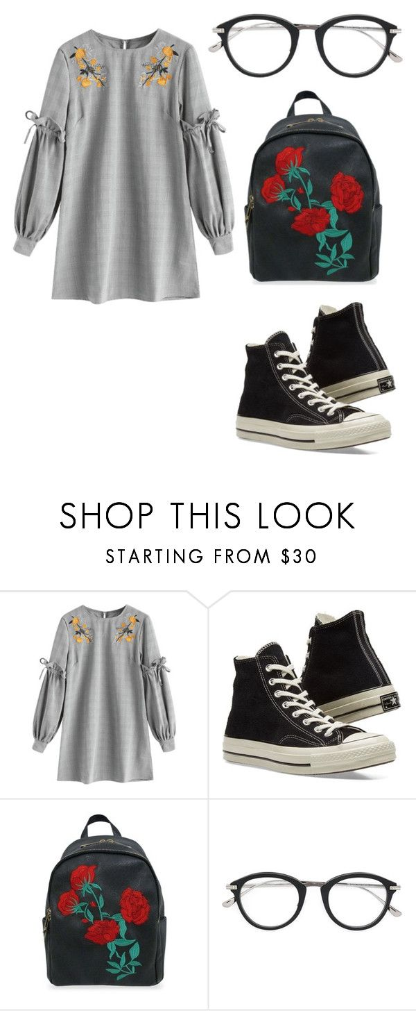 """Converse"" by dariamiruna on Polyvore featuring Converse and Tom Ford"