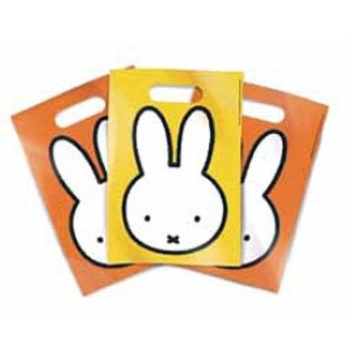 Miffy Party Bags from www.miffyshop.co.uk