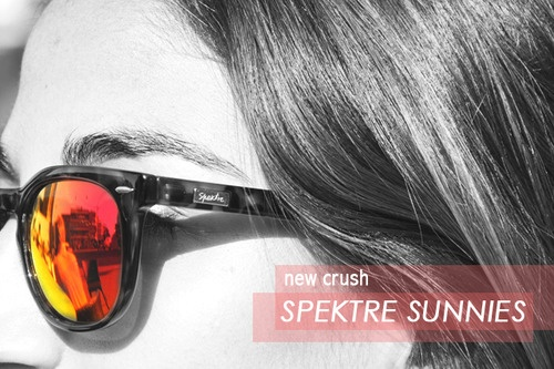 This Summer more and more people are having a crush on our shades ;)