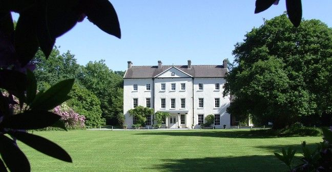 Plas Glansevin #wales a review of my Welsh holiday at #plas Glansevin