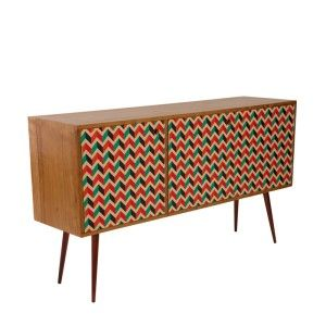 Buffet Vintage Missoni - 2