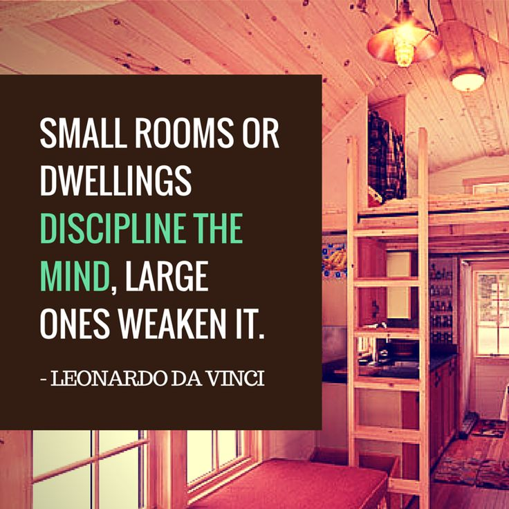 51 best tiny house quotes images on Pinterest | House quotes, Little ...
