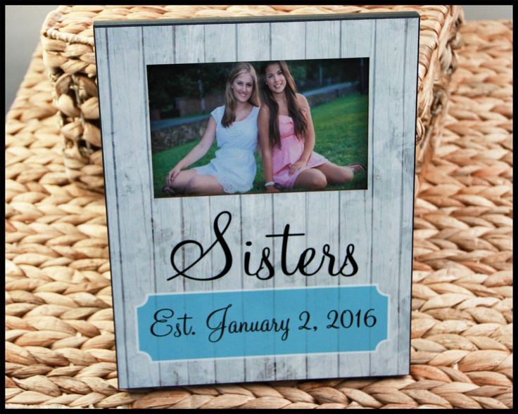 Wedding Gifts For Sister In Law: 17 Best Ideas About Sister In Law Gifts On Pinterest