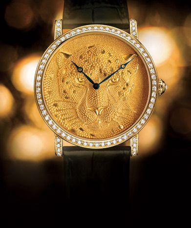 cartier watch ♥