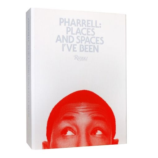 PHARRELL: PLACES AND SPACES I'VE BEEN (EDITION LIMITEE) Pharrell Williams, Jay-Z