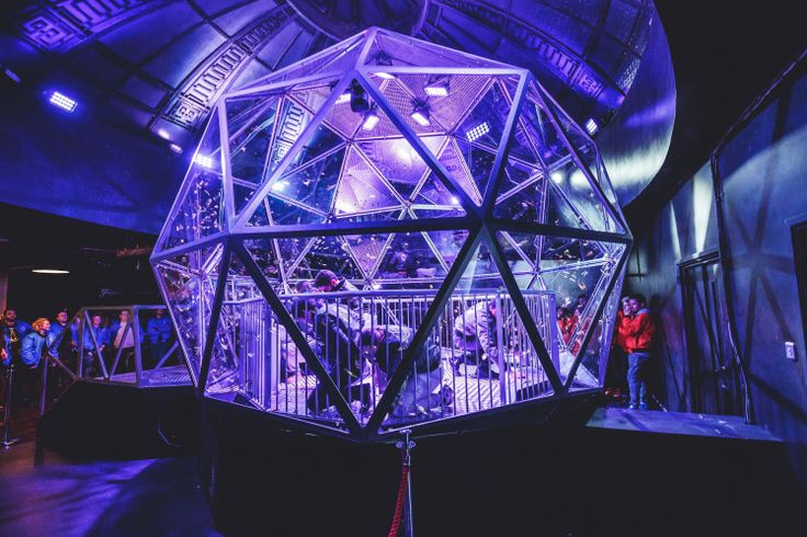 The Crystal Maze is open again and here's what happened when we went in