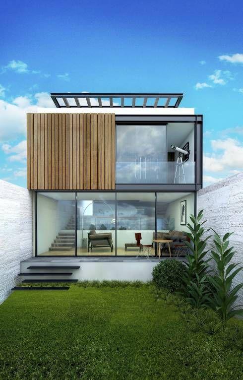 50 best garajes y porches para una entrada con estilo for Garajes modernos interiores