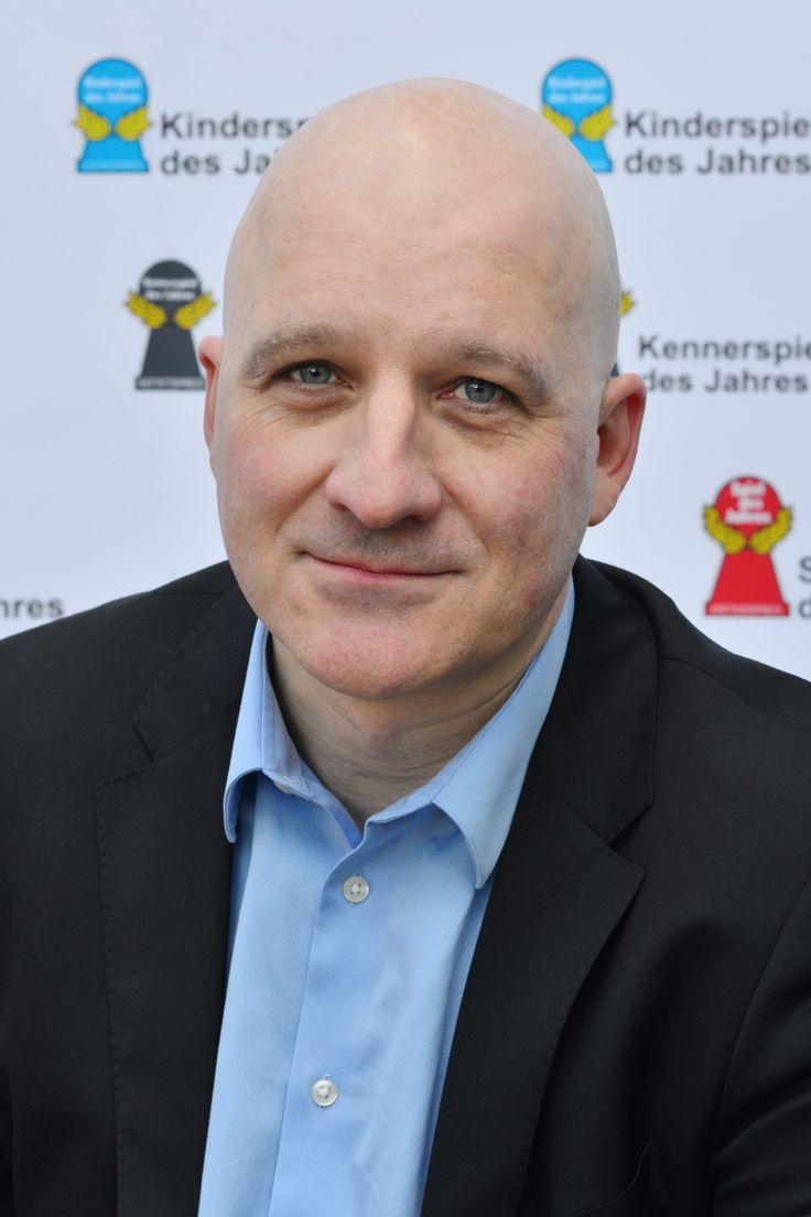 Tom Felber 1. Vorsitzender Jury Spiel des Jahres 2015
