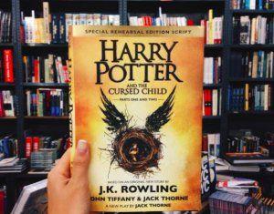 """Światowa premiera książki """"Harry Potter i Przeklęte Dziecko""""! Kiedy w Polsce?"""