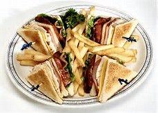 Classic Turkey Club Sandwich - Bing Images