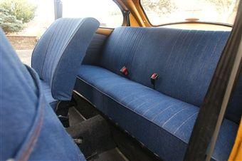 Denim Car Seat Covers Nicestitching Stylish Denim Car