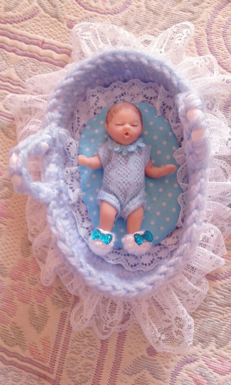 ooak, mini reborn, bebe, fimo, polymer clay, hecho a mano, handmade de Marivinix…