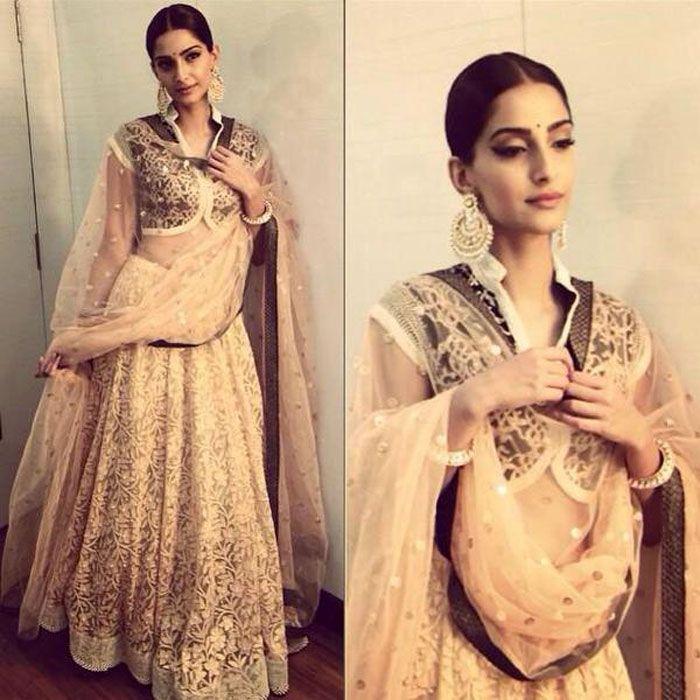 Sonam Kapoor, Dolled up for her <i>Doli</i>