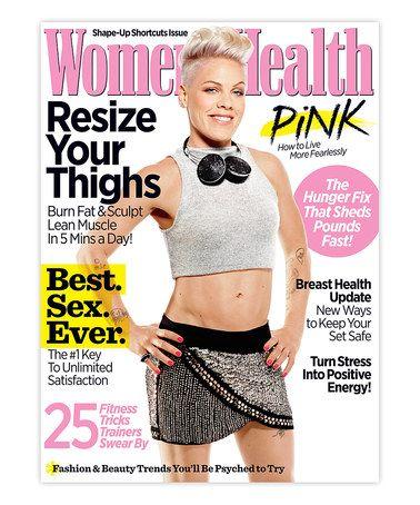 health magazine media kit