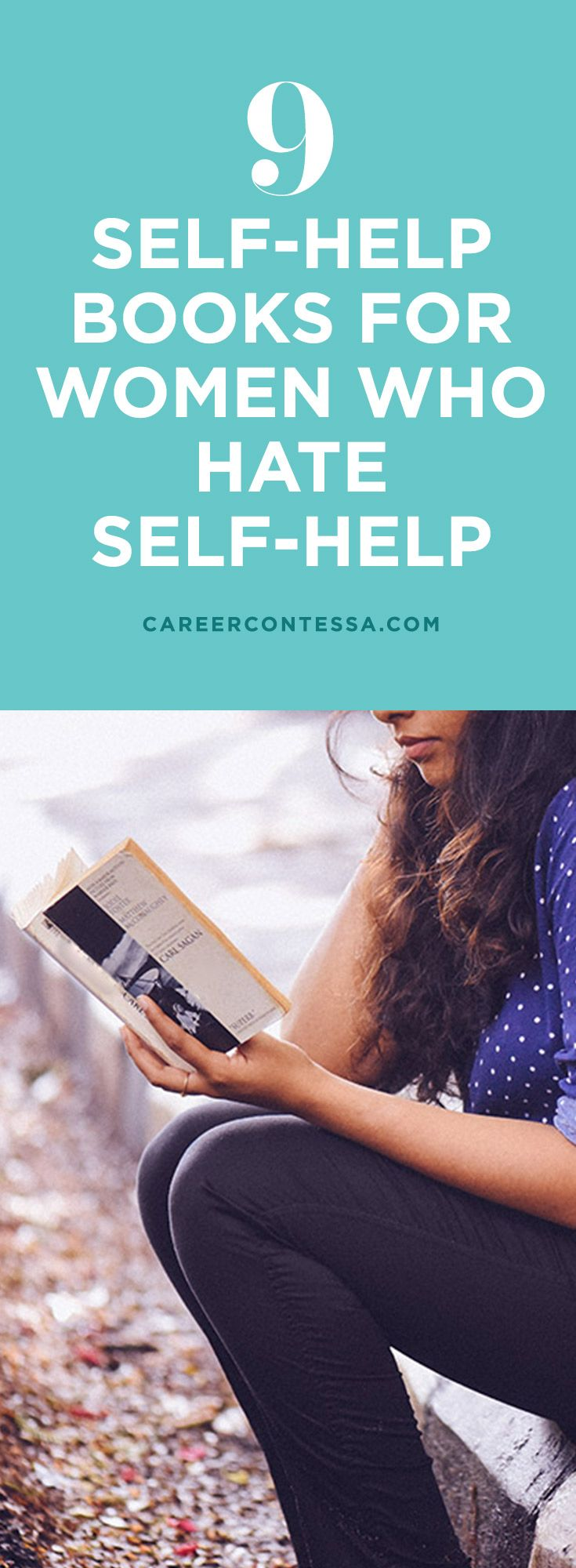 The Best Books For Women Who Hate Selfhelp (but Love Selfconfidence)
