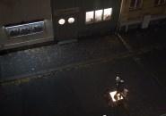 Quadrado mágico do Windows 8 nas ruas de Oslo oferece show ao vivo