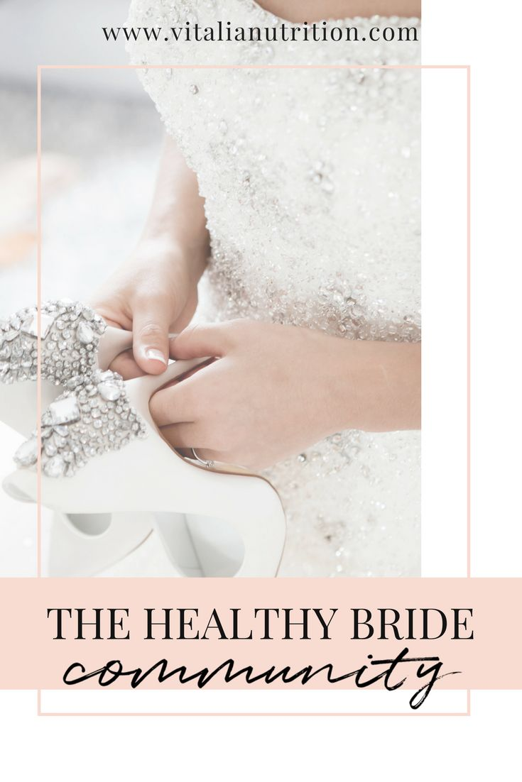 A community to share share our best tricks to be a GLOWING BRIDE.