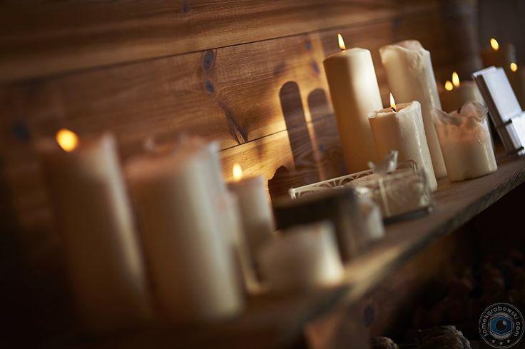 Oświetlenie świecowe || Candle lights