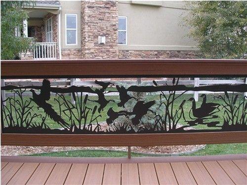 Balcony Panels Home Log