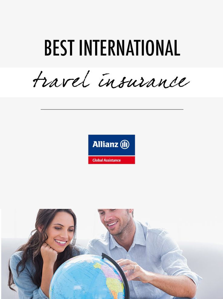 Best international travel insurance