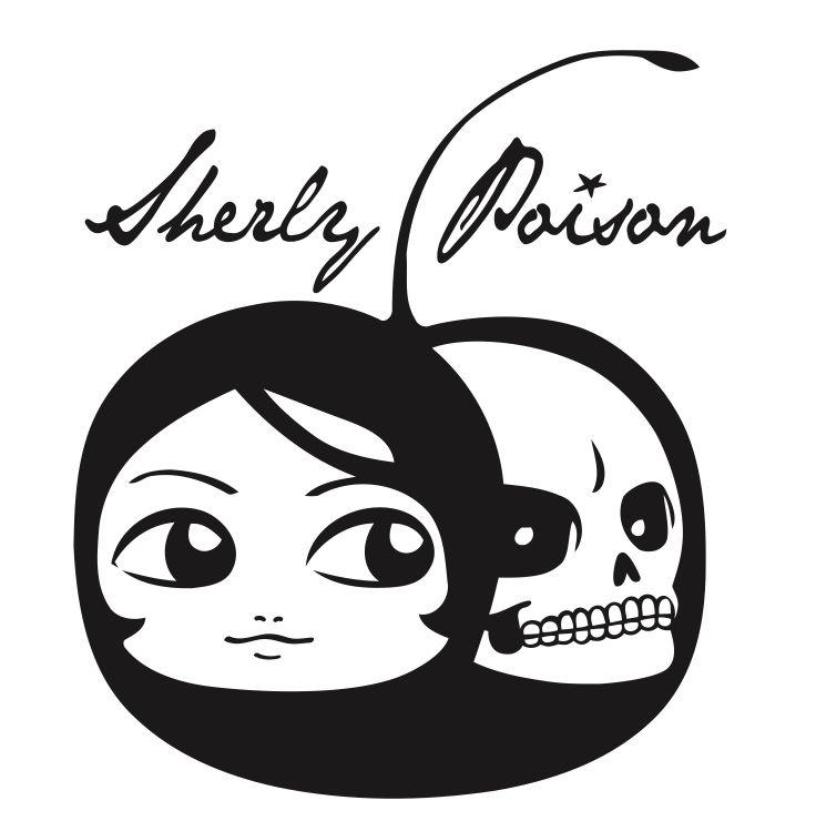 Sherly Poison. Art- logo