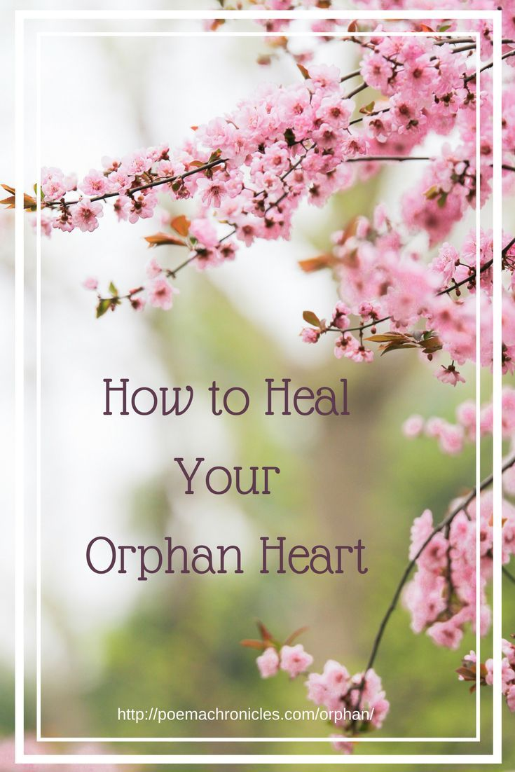 Suffer from insecurity? Need to perform for love? Lonely inside? Your heart does not have to be an orphan anymore. #Innerhealing #healing #truth #heart #orphan #lonely #Father #God #holyspirit #sonsanddaughters #childhood #spirituality #spiritual #inspirational #blogger #christian #godisgood