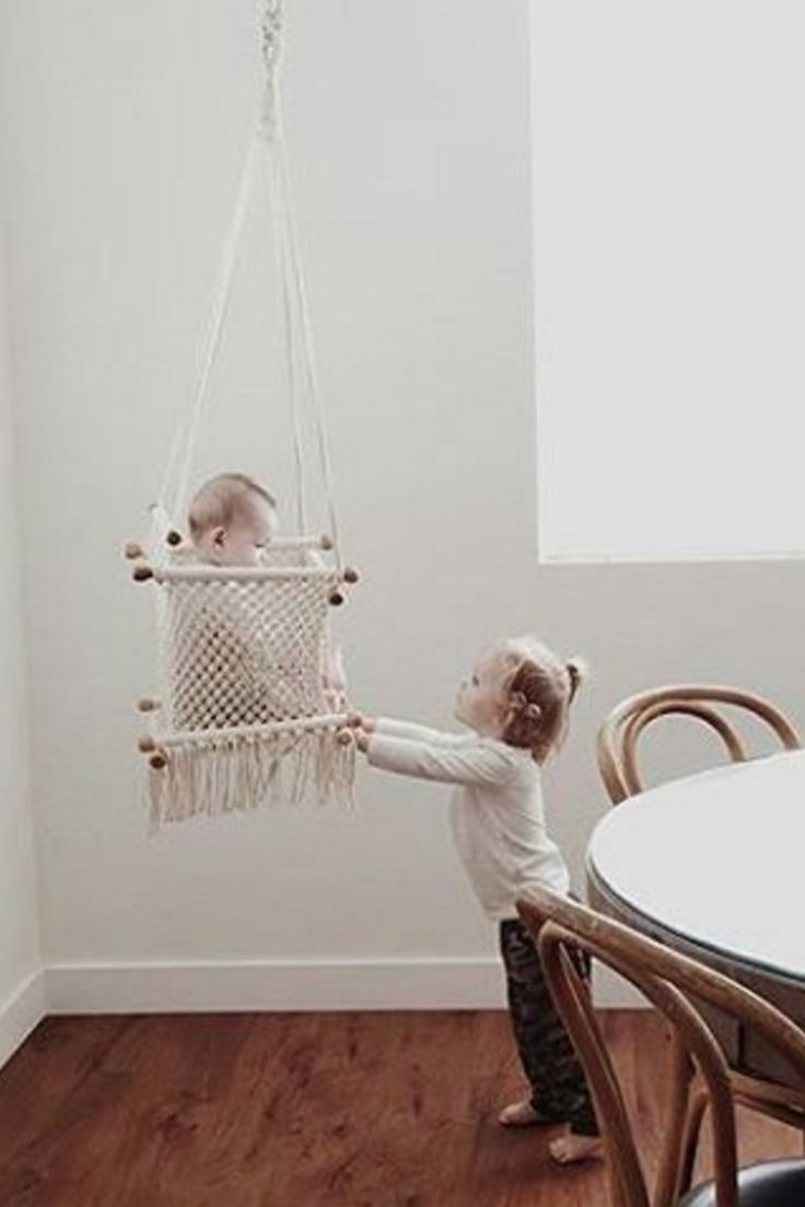 kids hanging chair for bedroom%0A Best     Swing chairs ideas on Pinterest   Hanging swing chair  Swing chair  indoor and Rio beach chairs