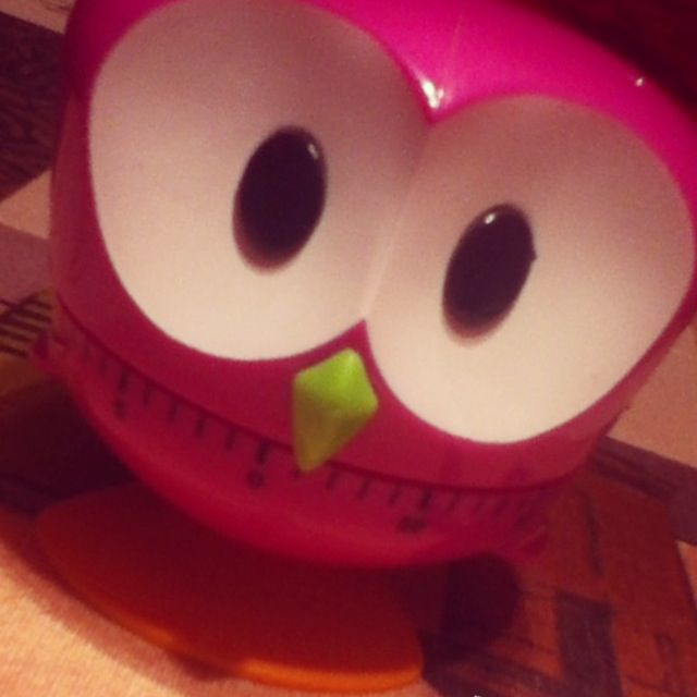 #owls #timer #home