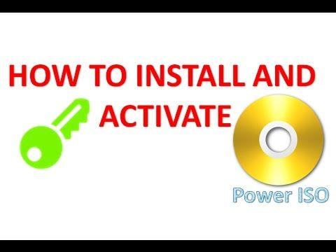 Power Iso 7.1 Crack & Serial Key Free Download