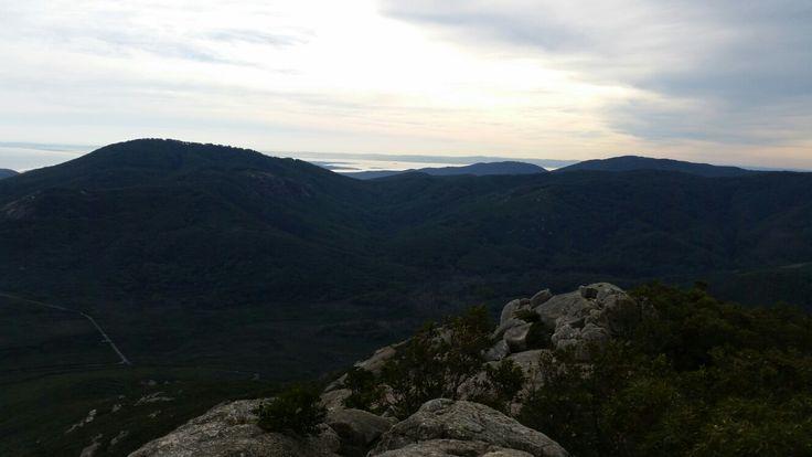 Mt Oberon Wilsons Promontory