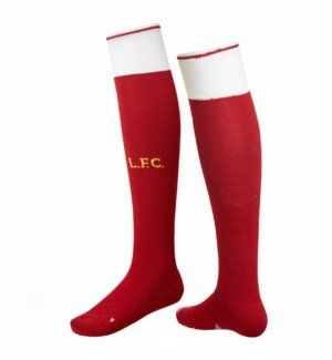 2017 Cheap Socks Liverpool FC Home Replica Football Shirt [AFC351]