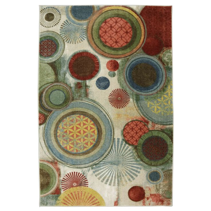Carnival Area Rug - Sam's Club