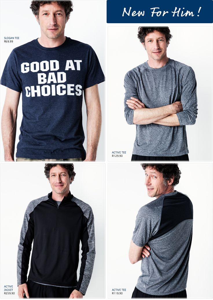 Visit Pick n Pay Clothing Now! http://www.picknpay.co.za/clothing-new-for-him