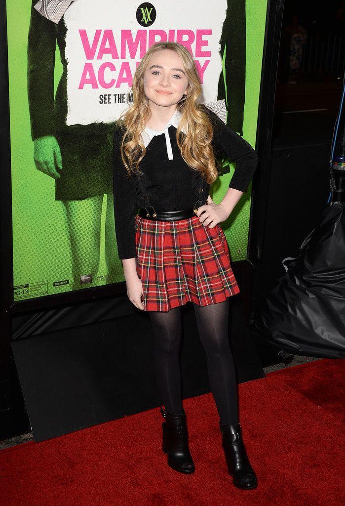 Sabrina Carpenter Mini Skirt - Mini Skirt Lookbook - StyleBistro