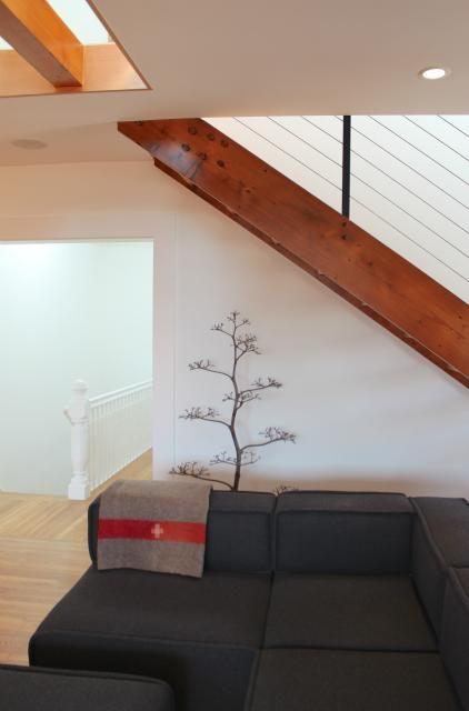 San Francisco Condo - Living Room Relocation, Mark Reilly Architecture | Remodelista Architect / Designer Directory
