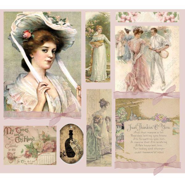 35 Best Printable Images On Pinterest: 17 Best Images About DIY-Victorian/vintage Free Printables