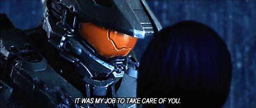 #Halo Emotional Moment via Reddit user ACherry7