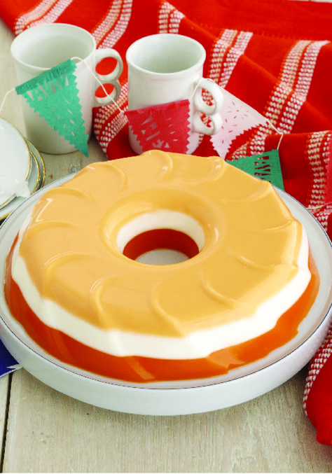 Orange Dream JELL-O Dessert – Tangerine dreams may sound more poetic, but this refreshing dessert recipe made with orange sherbet will certainly find its fan base!
