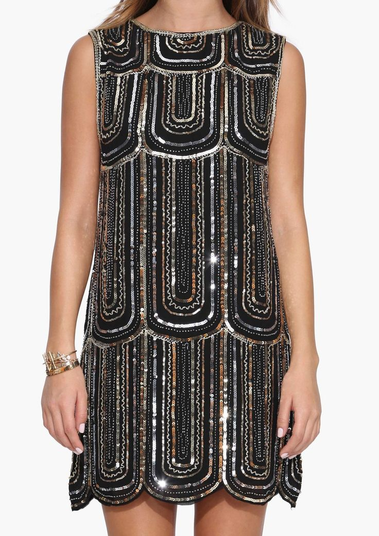 Jordan Baker Sequin Dress ... great for a gatsby themed party
