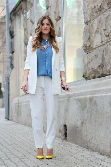 Mango Suit, Yv Shoes