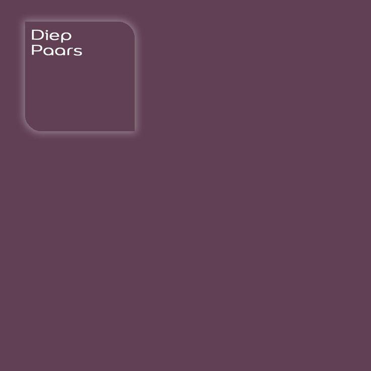 Flexa Strak op de Muur kleur: Diep Paars.     #kleur #kleuradvies #interieur #kleurstaal #kleurtester #decoratie #color #colorsample #coloradvice #interior #decoration #deeppurple #purple #paars #dieppaars