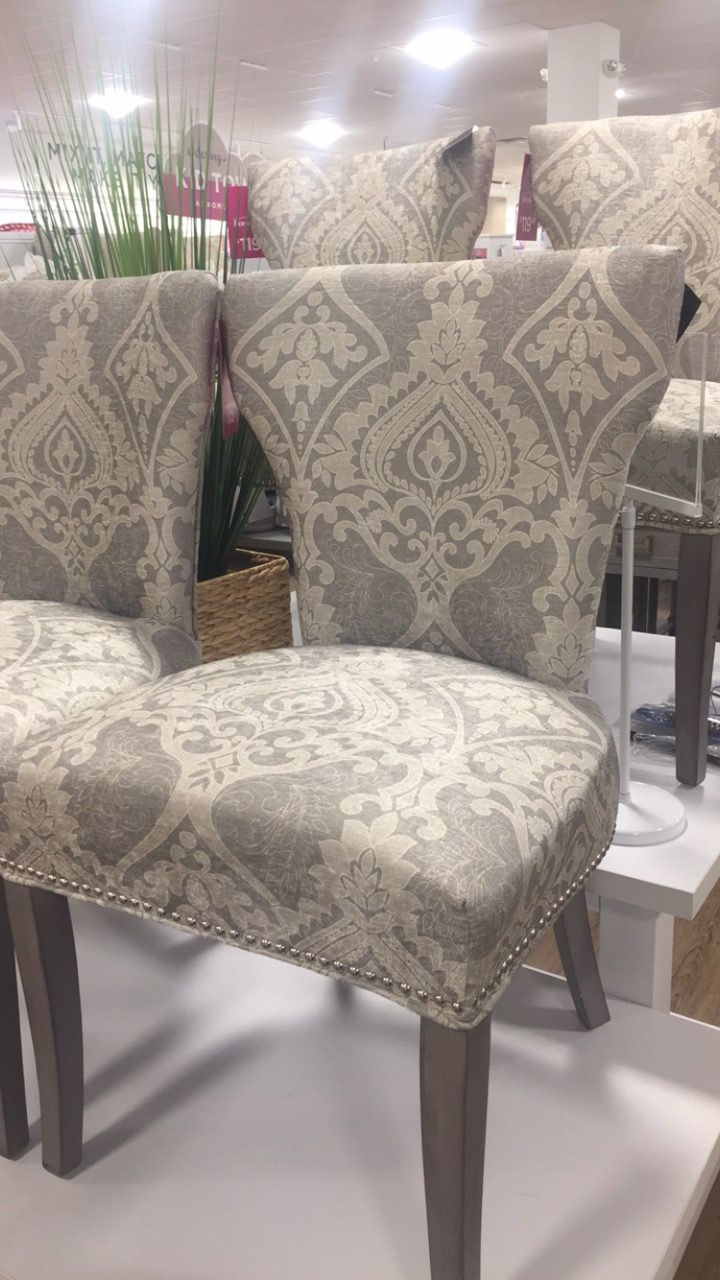 Nicole Miller Dining Chairs At Home, Home Goods Chairs Dining Room