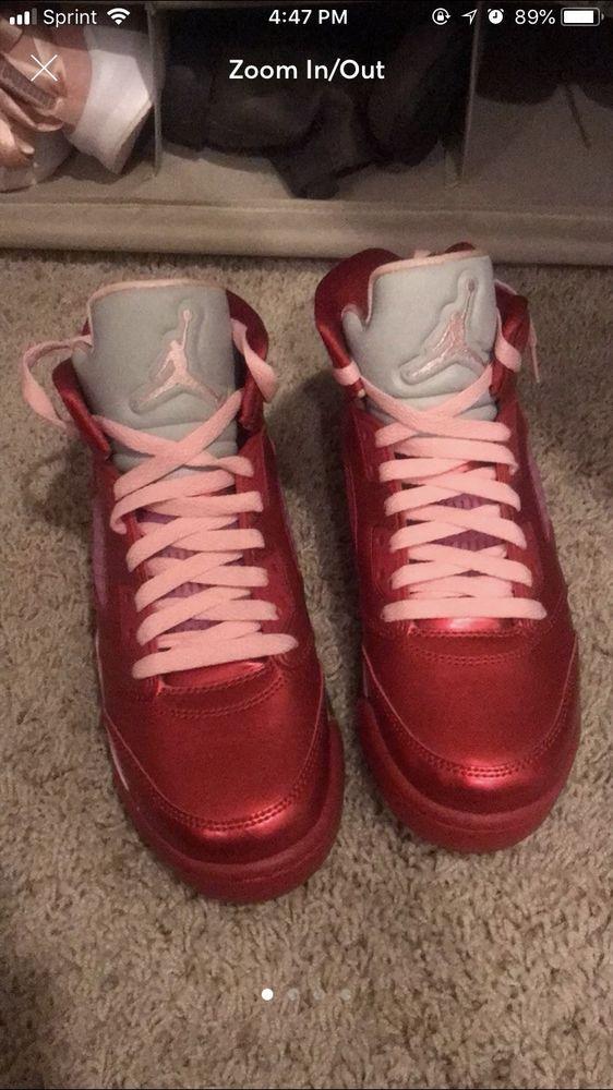 4813eedddb07 Girls Air Jordan 5 Retro (GS)